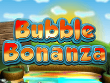 В онлайн клубе Вулкан играть в автомат Bubble Bonanza от Microgaming